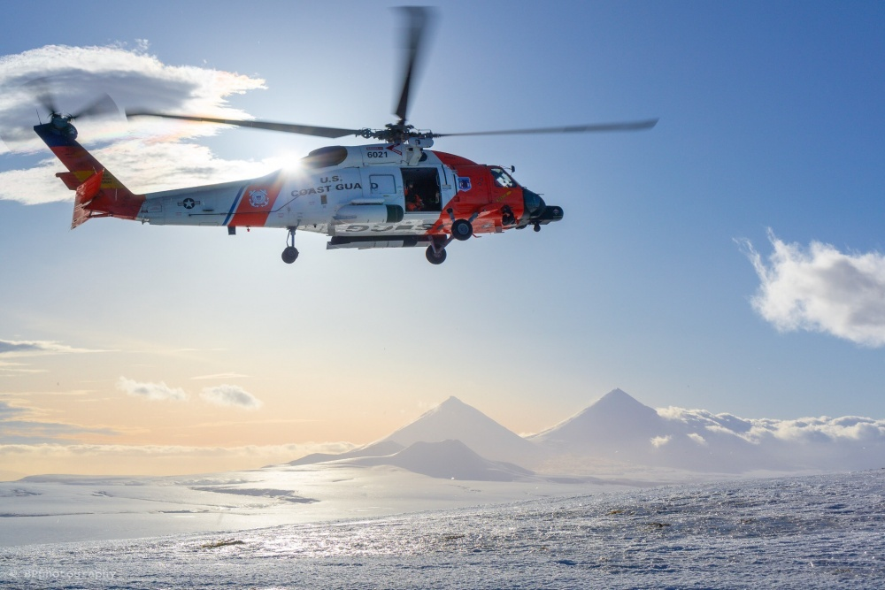Coast Guard Demobilizes St. Paul, Cold Bay, Forward Operating Locations - Alaska Business Magazine