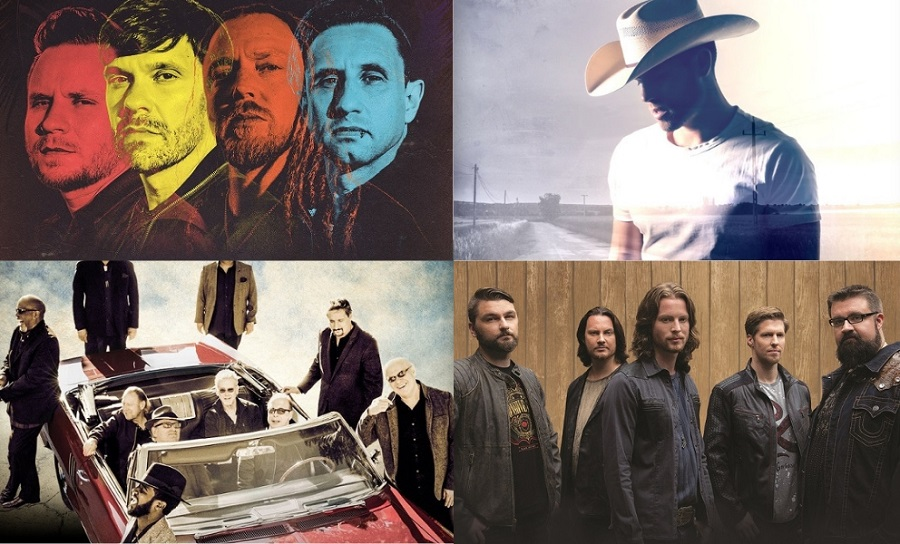 Fair Announces First Four Acts in 2019 AT&T Concert Series
