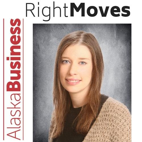 Emily Winfield to Lead Design Alaska's Mechanical Engineering Department