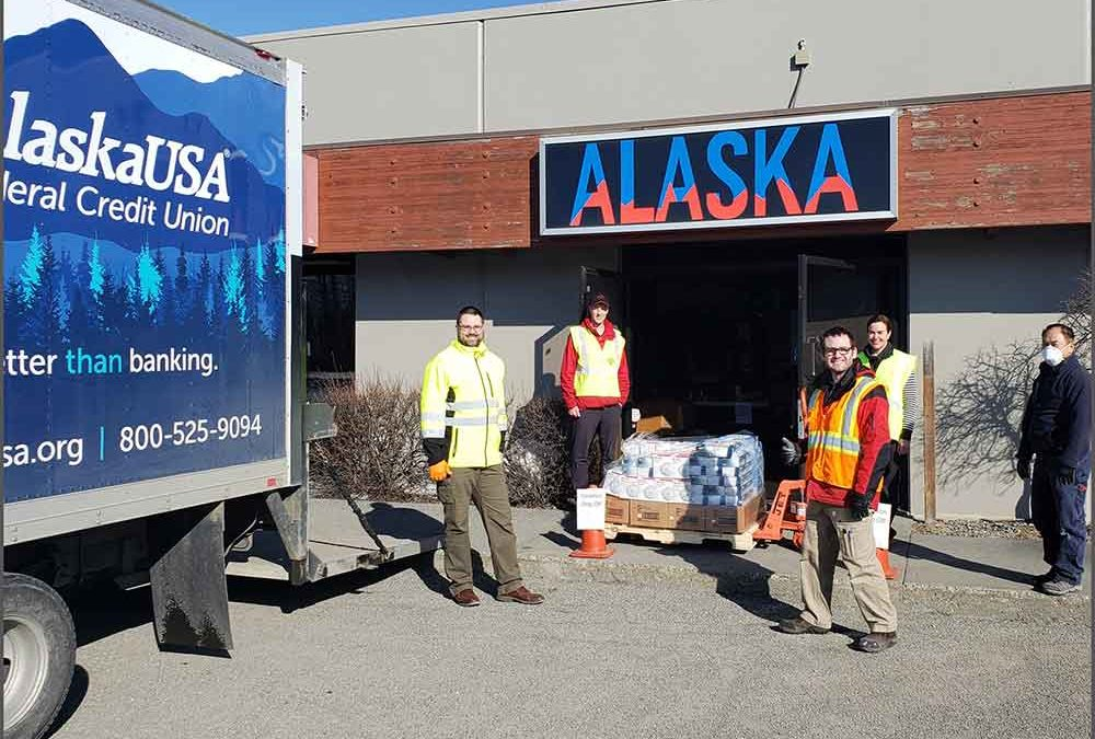 A Shout Out to Alaska Businesses  Stepping Up to Combat COVID-19