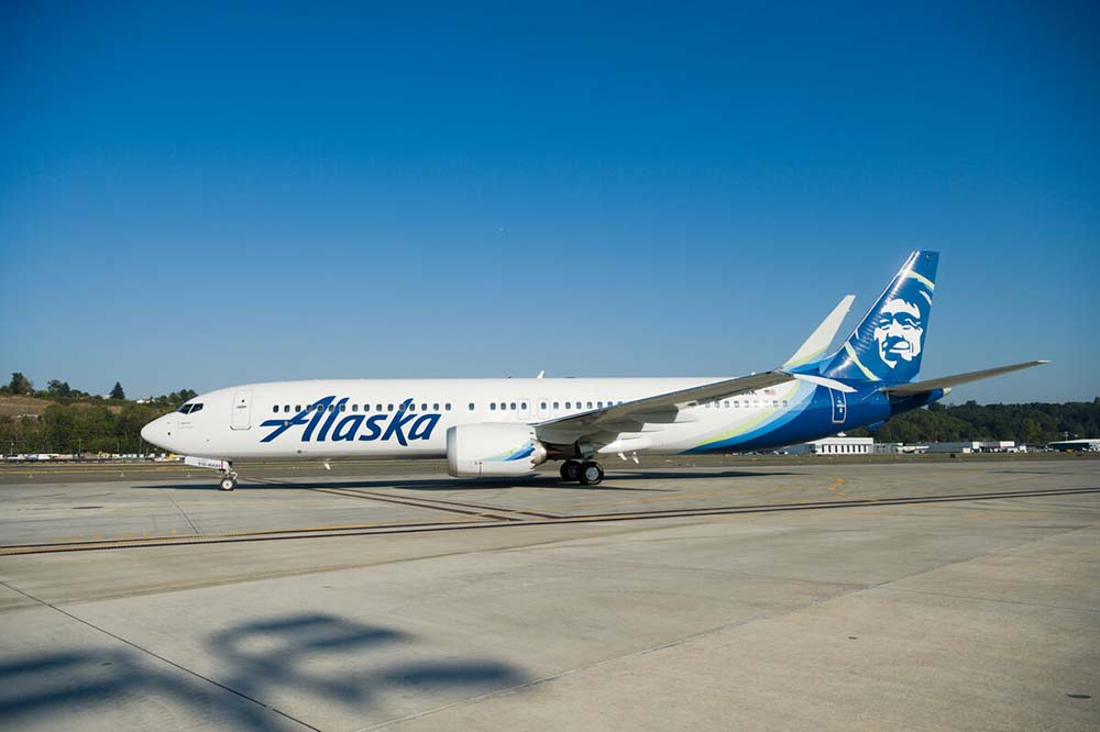 Alaska Prepares for Boeing 737 MAX to Join Fleet, First Passenger Flights Expected in March