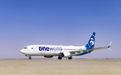 Alaska Airlines Officially Joins oneworld